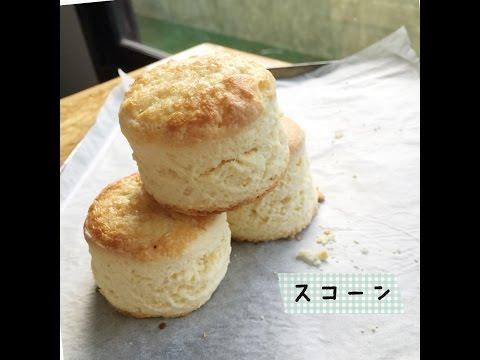Real rich scones