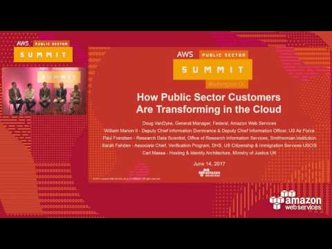 How Public-Sector Customers are Transforming to Drive Innovation (119665)