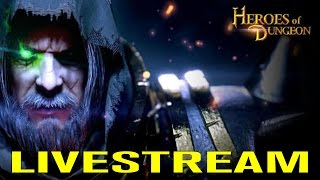 Heroes of the Dungeon (by InterServ International Inc. ) - iOS / Android - HD LiveStream