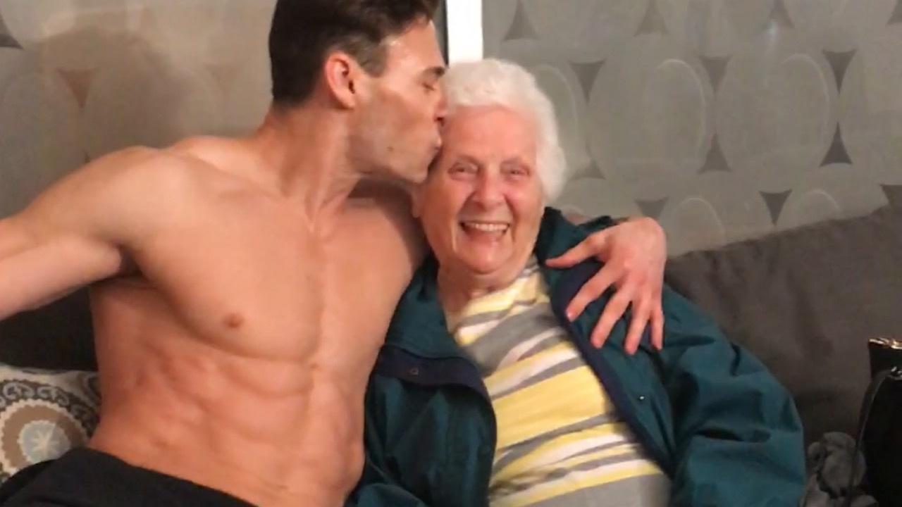granny 60 meet and fuck book