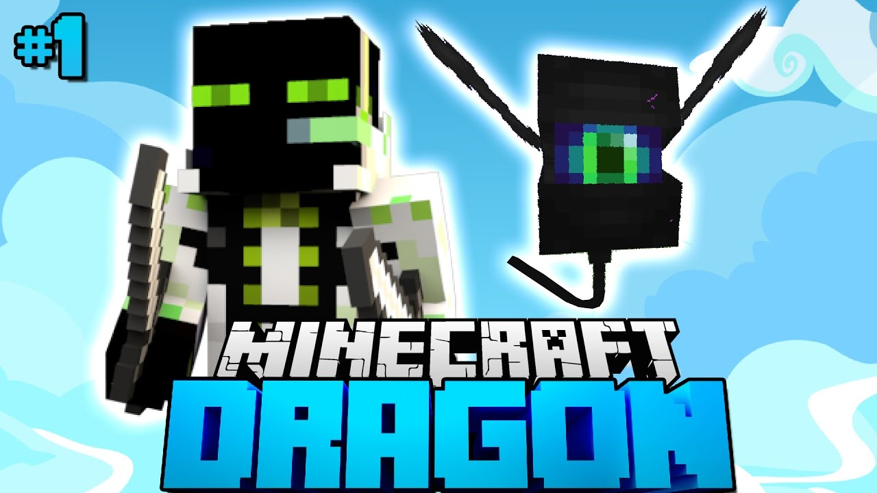 DRAUGE BEKOMMEN Minecraft Dragon DeutschHD YouTube - Arazhul skin fur minecraft pe