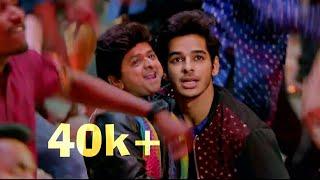 Zingaat Hindi Whatsapp Status | Dhadak | New (झिंगाट) Song from (धड़क) | Dhadak.