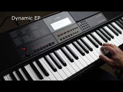 Casio CT-X700 Unboxing and Demonstration