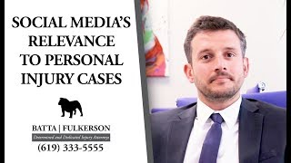 The Relevance of Social Media to Personal Injury Cases