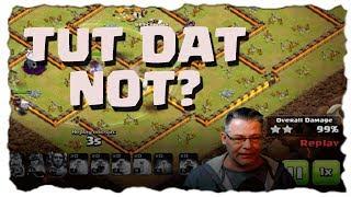 TUT DAT NOT? - LIVE FAIL ODER NICHT? | Clash of Clans Deutsch | Let´s Play COC