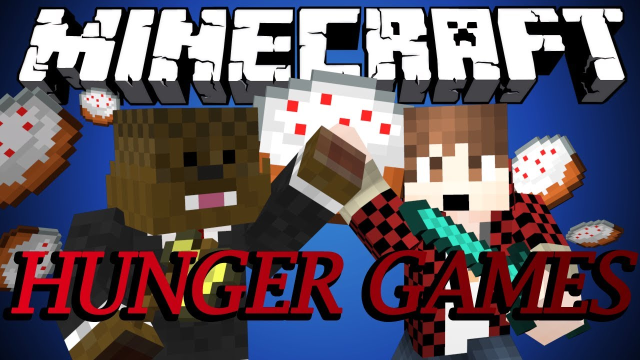 Lagfest2013 Minecraft Hunger Games W Bajancanadian 39 Jeromeasf Youtube