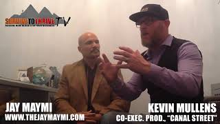 EXPLOSIVE!! MINDSET-ALTERING INTERVIEW WITH POWERHOUSE KEVIN MULLENS!!