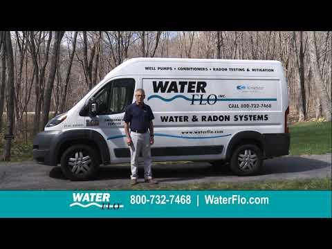 Water Flo Connecticut Water Pump Treatment