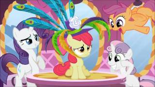 All Clips Of Scootaloo (almost) Flying On Episode 6 - The Cutie Pox