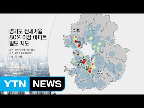 전세난 속 서울→경기도→외곽 연쇄 인구 이동 / YTN