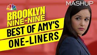 Amy Santiago's Best One-Liners - Brooklyn Nine-Nine