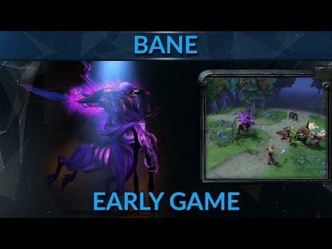 How to win games with Bane (early game) - Patch 7.13