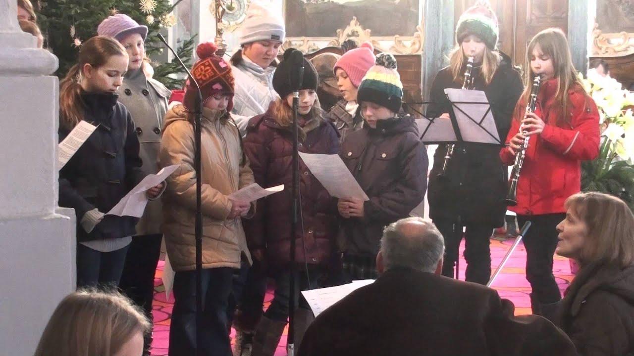 Lied - Christ ist geboren - Kindersinggruppe.MTS - YouTube