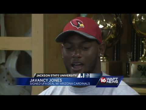Javancy Jones lands with Arizona Cardinals