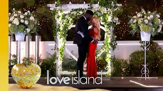 Ched and Jess' declarations of love | Love Island Series 6