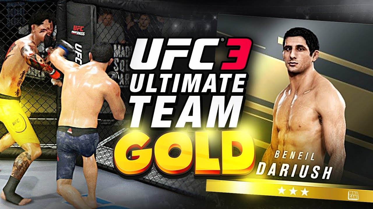 UFC 3 Ultimate Team: 7 Tips To Be The Best | Heavy com