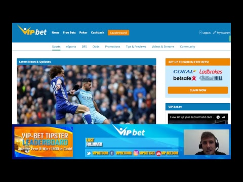 VIP-bet Odds Show I Sports Betting Odds Movement