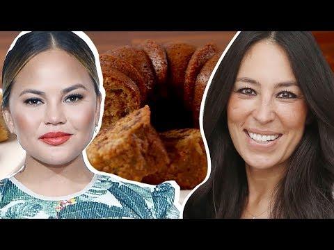 Chrissy Teigen Vs. Joanna Gaines: Whose Banana Bread Is Better?