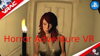 Preview PS VR : Horror Adventure VR, mais qu'est ce que c'est que cette matière ?!?