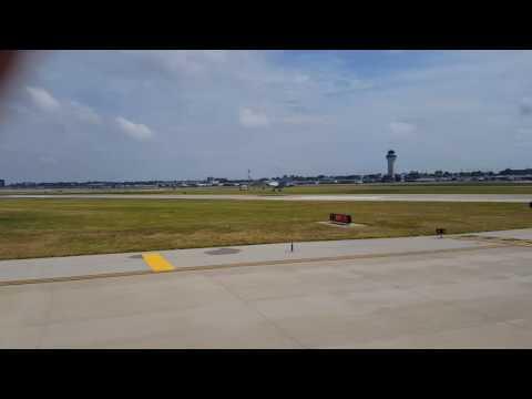 F/A-18 Landing at Lambert Field