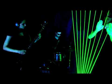 Midi Crew - Beverly Hills Cop (Live Laser Harp Cover)