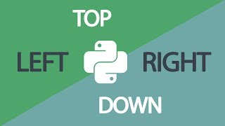 Top To Down, Left To Right (aka What Do You Not Know You Do Not Know About Python?)