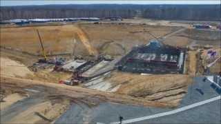 El nuevo cosmódromo ruso Vostochny operará su primer vuelo tripulado en 2018