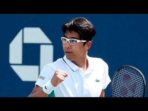 Chung Hyeon STEPS IN TO THE MAIN DRAW US OPEN 2019 | TENNIS HIGHLIGHTS