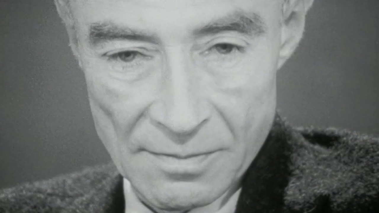 Oppenheimer Quote Jrobert Oppenheimer  Now I Am Become Death The Destroyer Of