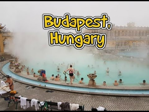 Budapest , Hungary ( travel vlog ) things to do in Budapest complete guide