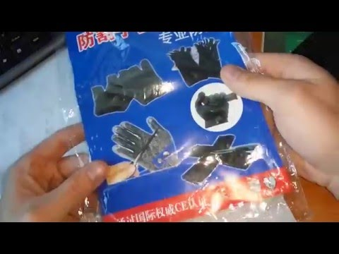 кевлар перчатки защита анти - резки дышащий рабочие перчатки