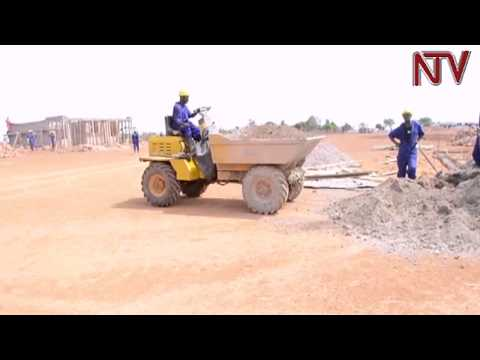 Hoima Airport contractor SBC Uganda urged to hire local residents