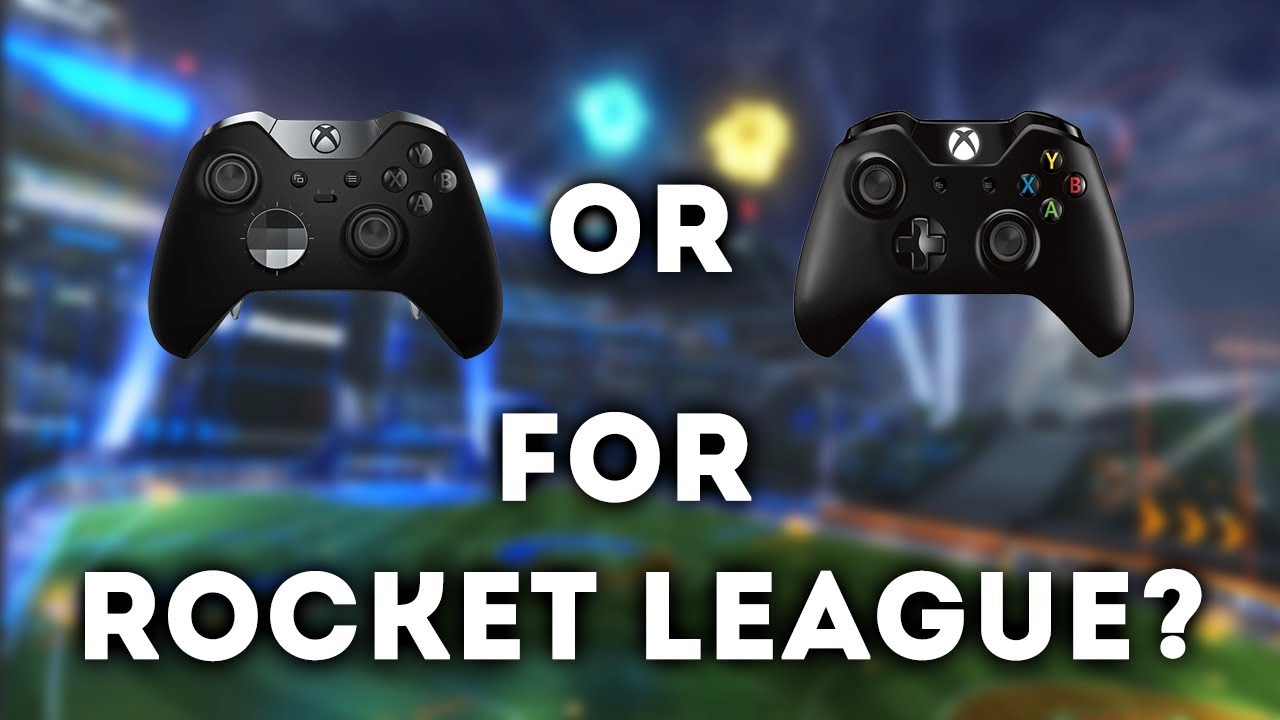 Elite Controller or Standard Controller for Rocket League?