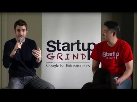 Startup Grind DC hosts Ben Rattray of Change.org