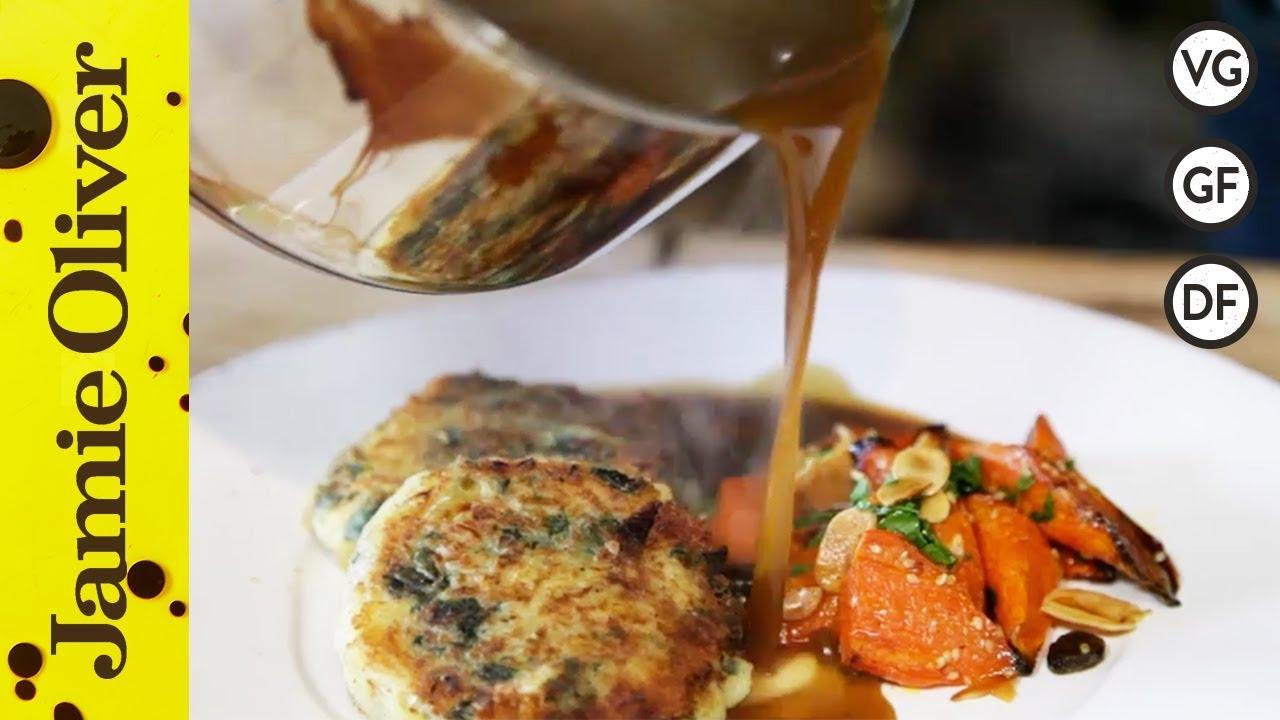 How to make vegan gravy hugh fearnley whittingstall for V kitchen restaurant vegetarian food