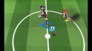 Toon Cup 2018 Game Walkthrough | Football Cartoon Games