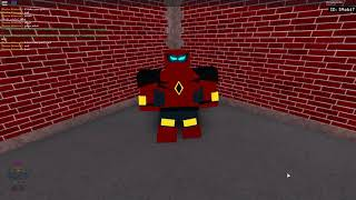 How to make Iron Spider from Inifnity War: endgame: FFH In roblox superhero life 2