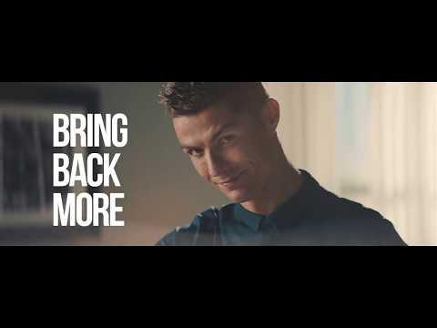 American Tourister X Cristiano Ronaldo - BRING BACK MORE 60 Sec Edit