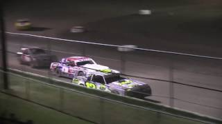 Heart O� Texas Speedway IMCA Stock Car Feature