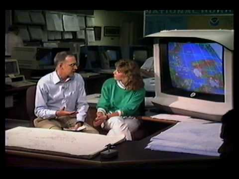 Tracking Hurricane Hugo 1989 #2