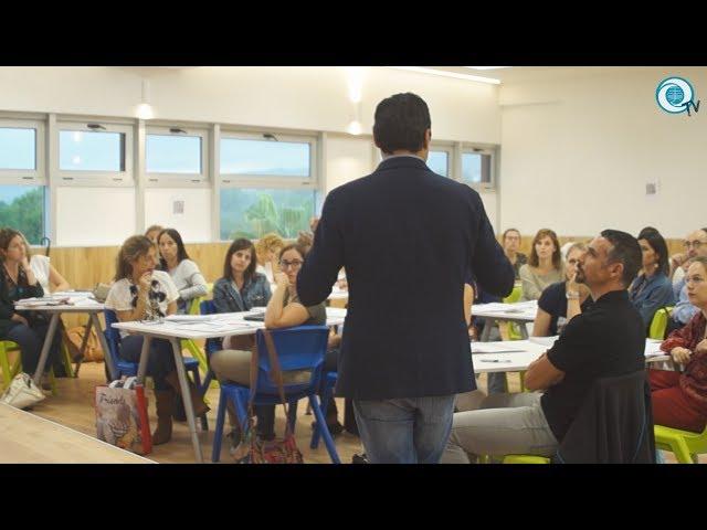 Jornadas Formación Profesorado (Aprender a pensar, PBL y Aprendizaje Cooperativo) - SancaTV