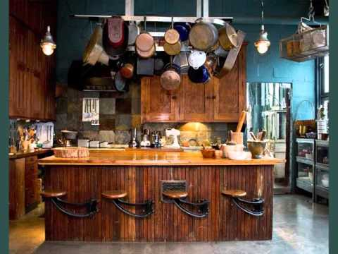 Wall Storage Shelves Ideas Open Shelving Kitchen Rustic YouTube