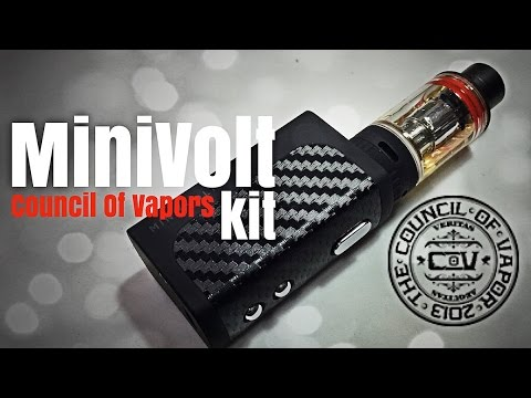 Mini Volt 40w Kit By Council Of Vapors