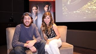 Jennette McCurdy & Jesse Carere talk 'Between' season 1