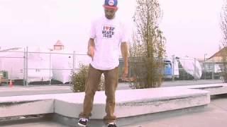 Skateboard Tricks: Backside Big Spin Foot Position