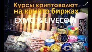 Где выгодно купить криптовалюту - Bitcoin, Dash, Litecoin и др.