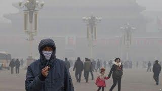 Google esconderá los datos de polución en china por motivos de negocios