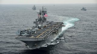 U.S. Navy officer charged with espionage