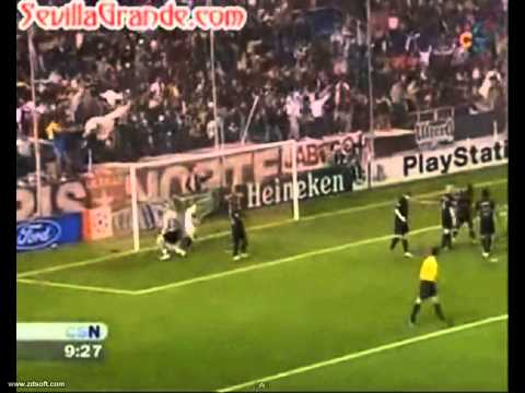 Luis Fabiano - Sevilla (15 Melhores Gols)