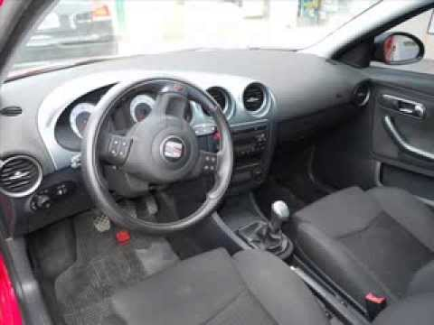seat ibiza fr 2008 1 9tdi youtube. Black Bedroom Furniture Sets. Home Design Ideas